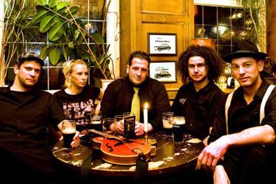 Mr. Irish Bastard am 30.04.2010 in Paderborn