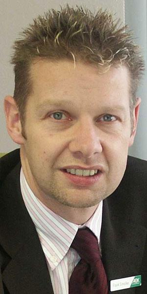 AOK - Regionaldirektor Frank Simolka