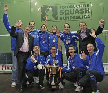 Deutscher Meister PSC startet in die neue Bundesliga Saison