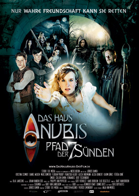 """Bildzeile: Begeistern seit 2009 überwiegend junge Fans: Das Team von """"Haus Anubis"""". Foto: Central Filmverleih"""