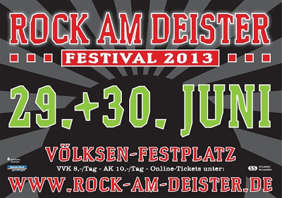 Rock am Deister Festival 2013