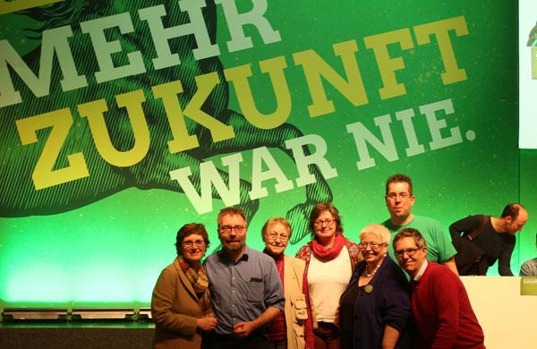 Paderborner Themen auf grüner Wahlagenda