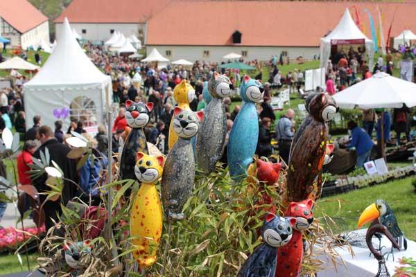 Das 10. Gartenfest Kloster Dalheim