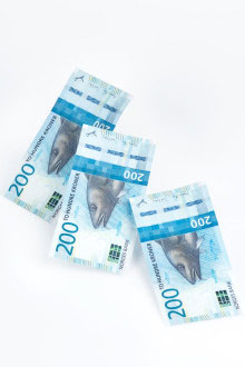 Neue Banknoten in Norwegen