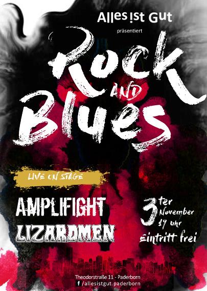 Rock und Blues im Riemekeviertel