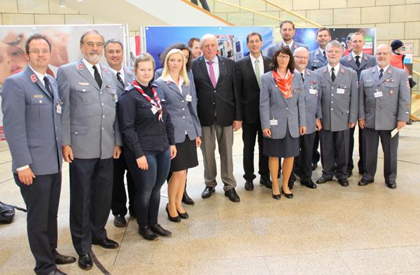 65 Jahre Malteser Hilfsdienst in NRW