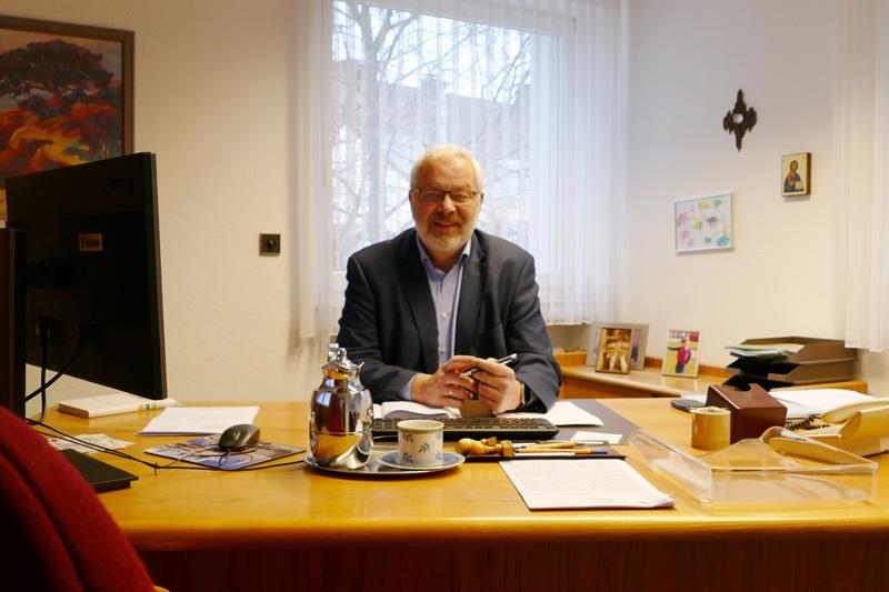 Westermann verabschiedet sich nach 30 Dienstjahren