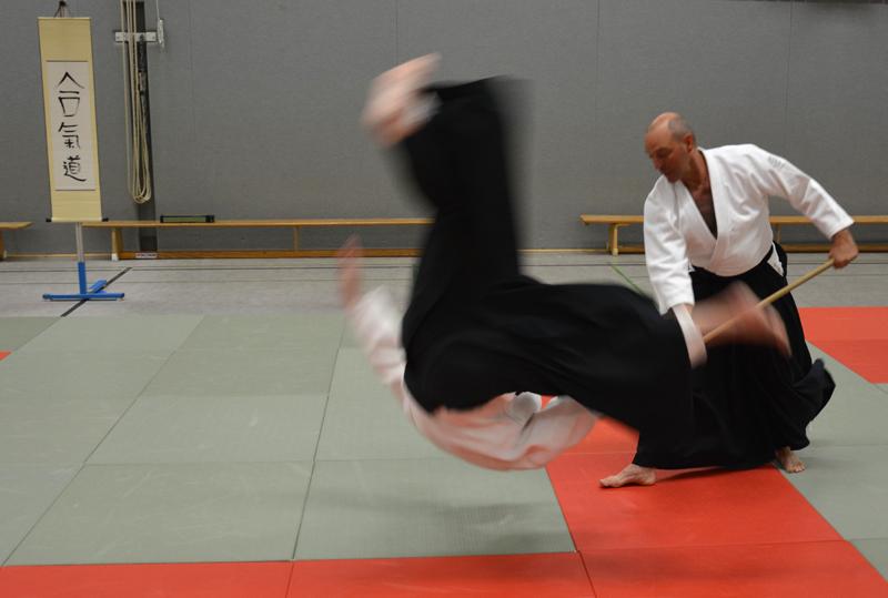 Aikido: Die Kunst, nicht zu kämpfen
