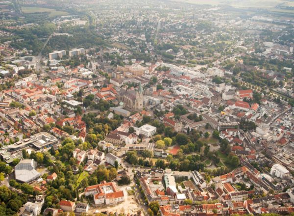 Einwohnerzahlen in Paderborn gestiegen