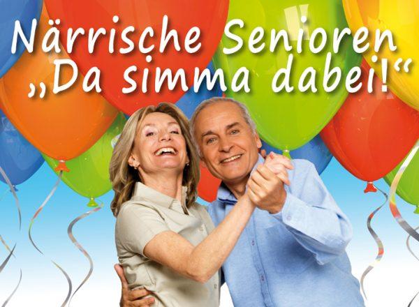 """""""Da simma dabei"""" – Seniorenkarneval in der PaderHalle"""