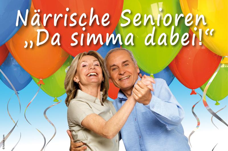 """""""Da simma dabei"""" - Seniorenkarneval in der PaderHalle"""