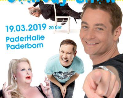 Die Ingo-Oschmann-Comedy-Show