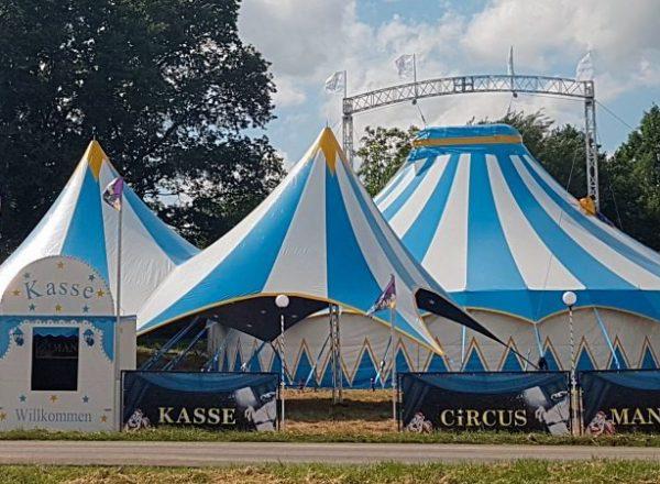 Circus-Variete Manjana kommt nach Paderborn