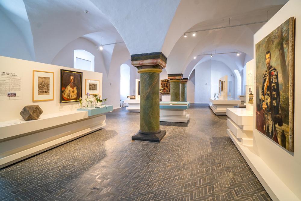 Am Pfingstsonntag mit diversen Ausstellungen