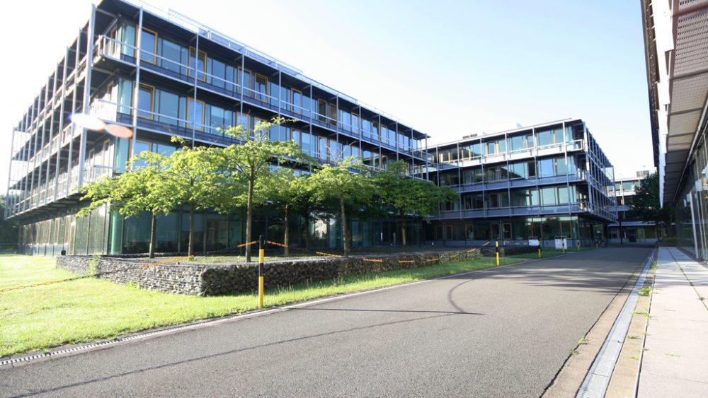 Gebäude Hoppenhof