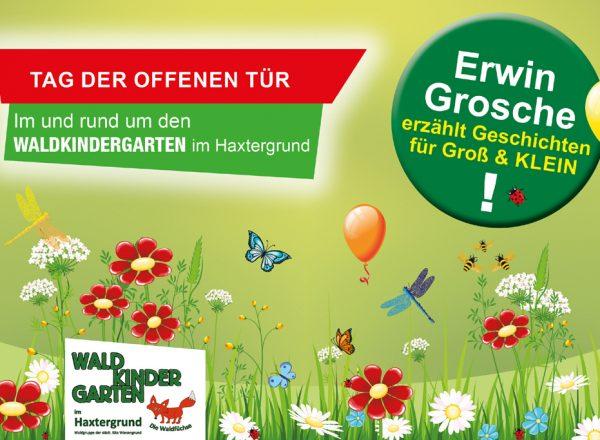 """""""Tag der offenen Tür"""" im Waldkindergarten am Samstag"""