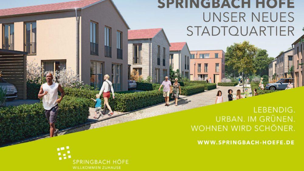 Springbach Höfe