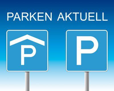 Parkhäuser schließen sonn- feiertags