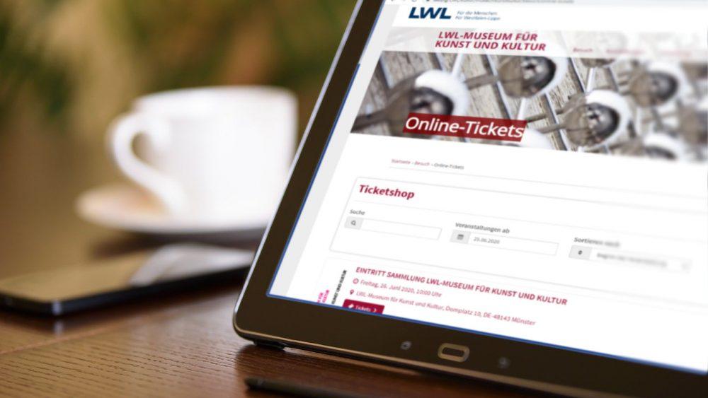 Modernes Ticketing beim LWL