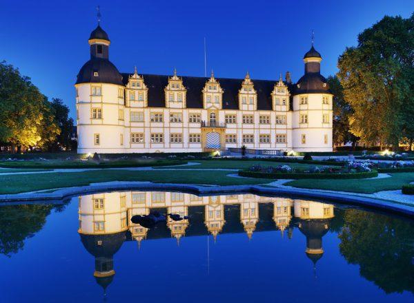 Traumhochzeit im Schloss von Neuhaus – Ab 2. Juni können Termine reserviert werden
