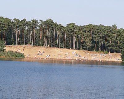 Sandstrand am Habichtsee ab Dienstag gesperrt