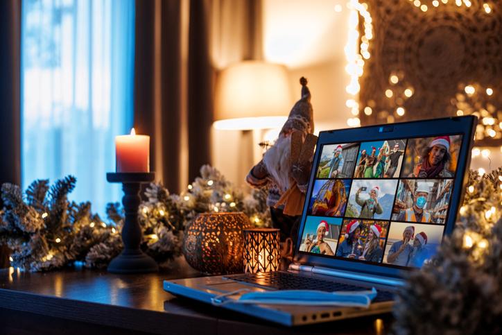 Weihnachtsfeiern in diesem Jahr nur virtuell
