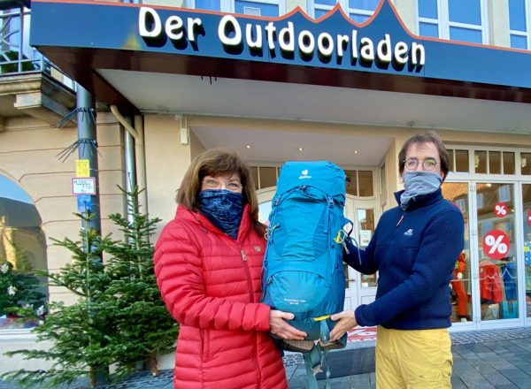 Outdoorladen GmbH öffnet im Lockdown mit Click & Collect