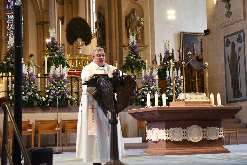 Monsignore Georg Austen