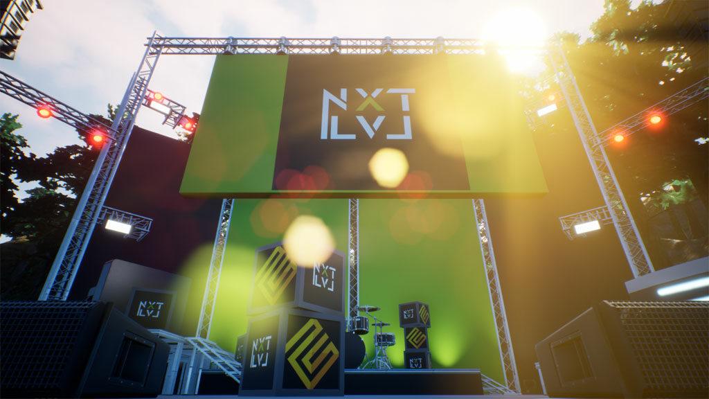 Next Level Festival-Premiere aus dem legendären Café Europa